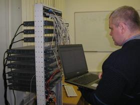 Сетевые лаборатории оснащены оборудованием cisco, d-link, zyxel